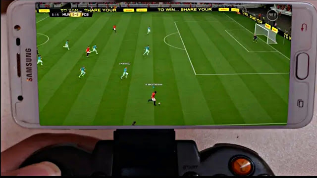 Download PES 2019 Lite 200 MB With Commentary + Kits Update Android/PPSSPP