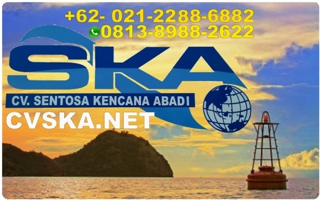 rambu navigasi laut