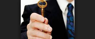 arti kehilangan kunci