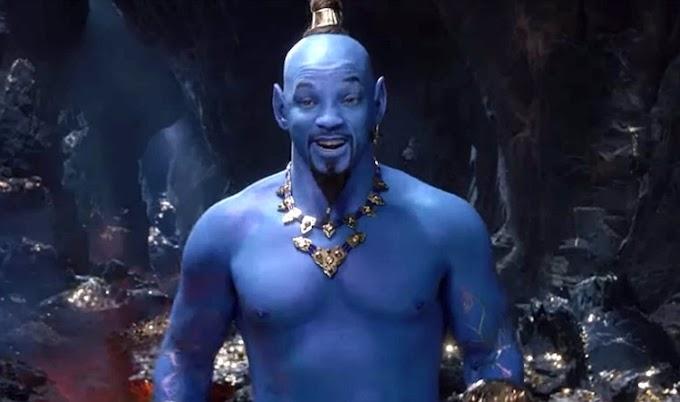 Estrenos de cine: Aladdin 2019 de Disney