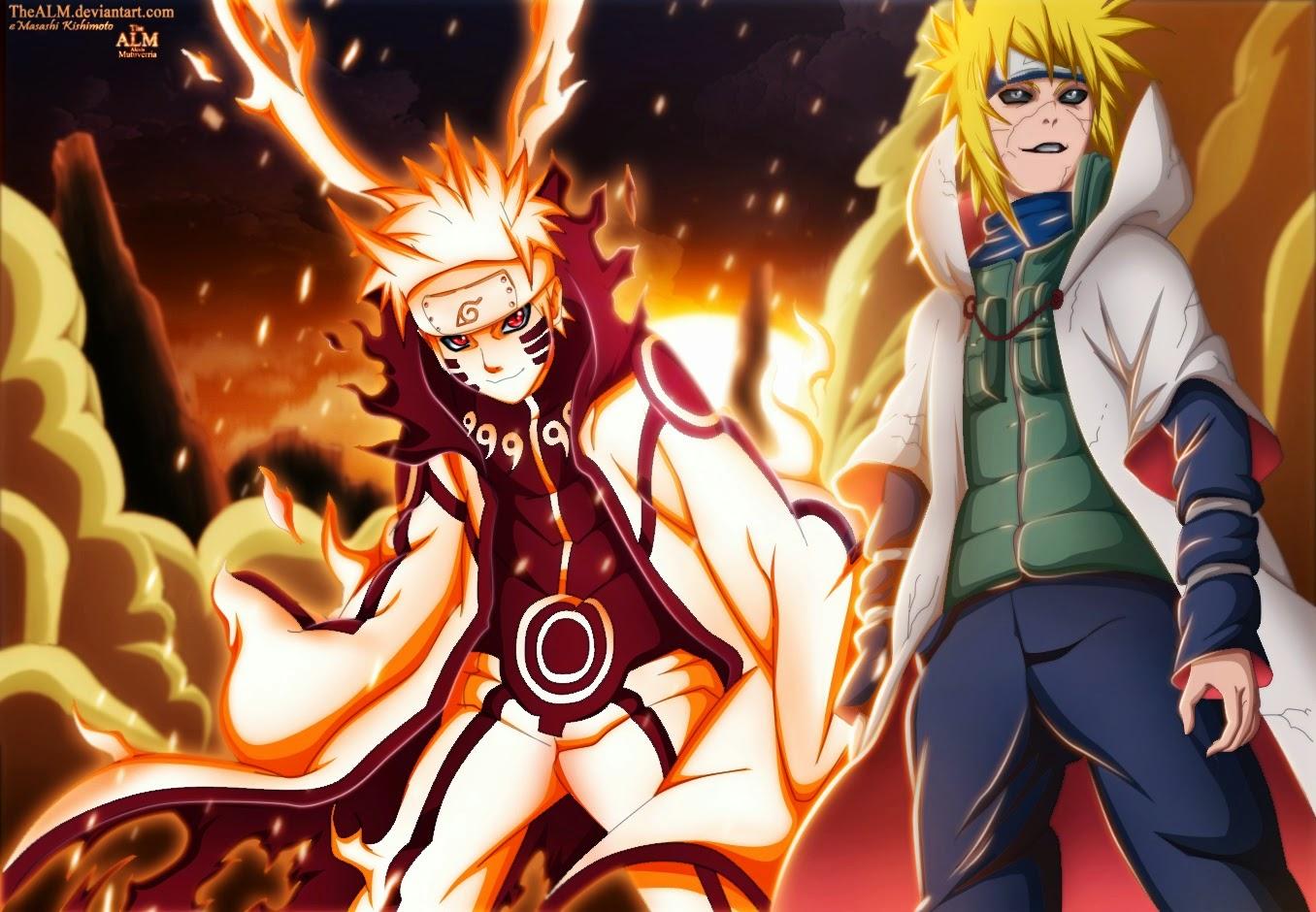 54 Koleksi Gambar Naruto Paling Keren Sedunia Gratis