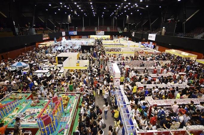 【展覽】第3屆香港玩具節 灣仔會展開幕