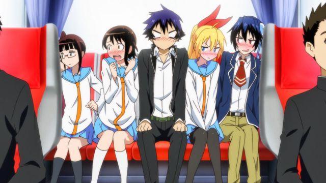 Komedi Umumnya Menjadi Genre Tambahan Dalam Anime Harem Yang Tidak Hanya Berfokus Pada Cerita Cinta Saja Tapi Juga Penuh Dengan Adegan Kocak