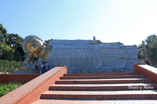Buddha eden, gran buda recostado