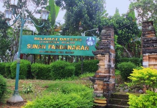 Destinasi Wisata Religi Makam Ki Ageng Pandanaran Di Bayat Klaten Jawa Tengah Ihategreenjello