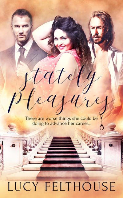 Stately Pleasures cover