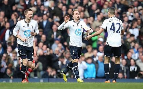 Anderlecht vs Tottenham Hotspur