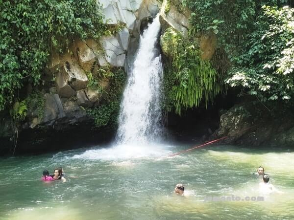 air terjun way lalaan