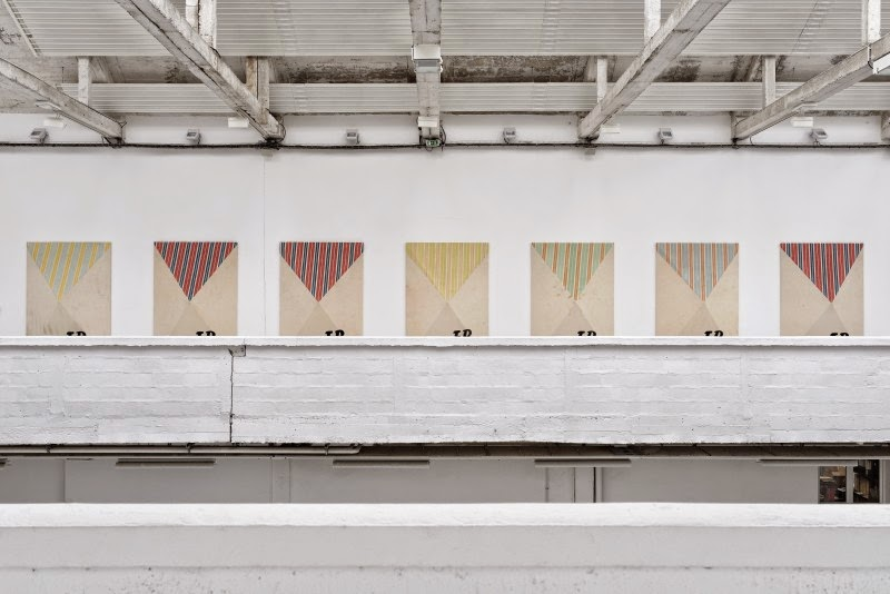 Fredrik Vaerslev at Centre d'Art Contemporain Passerelle