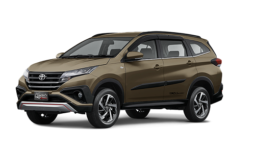 all new toyota rush 2018 warna bronze
