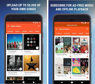 Google Play Music Subscription Launched in India