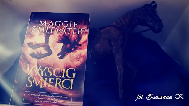 """[PRZEDPREMIEROWO] """"Wyścig śmierci"""" Maggie Stiefvater"""