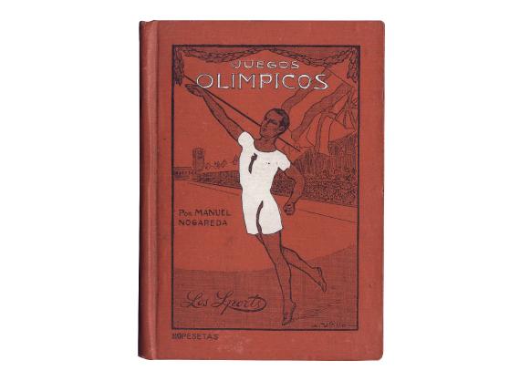Llibre Jocs Olímpics, Nogareda