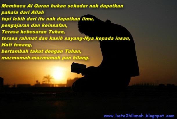 Kata Kata Hikmah Roh Membaca Al Quran