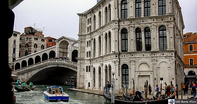 Outros meios de locomoção em Veneza
