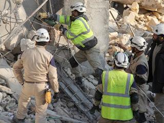 Bombardeios Russos deixam mais de 10 mil mortos na Síria.