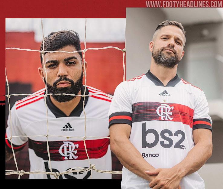 Flamengo 20-21 Away Kit Released - Footy Headlines
