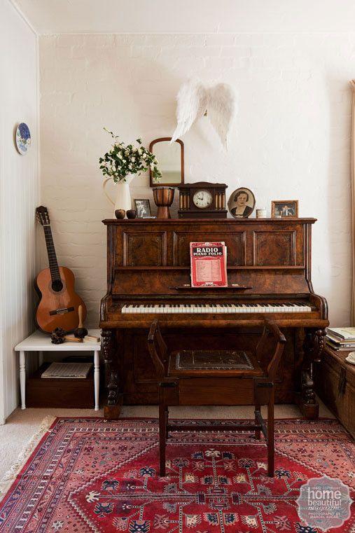 La Fabrique  Dco Des instruments de musique dans la