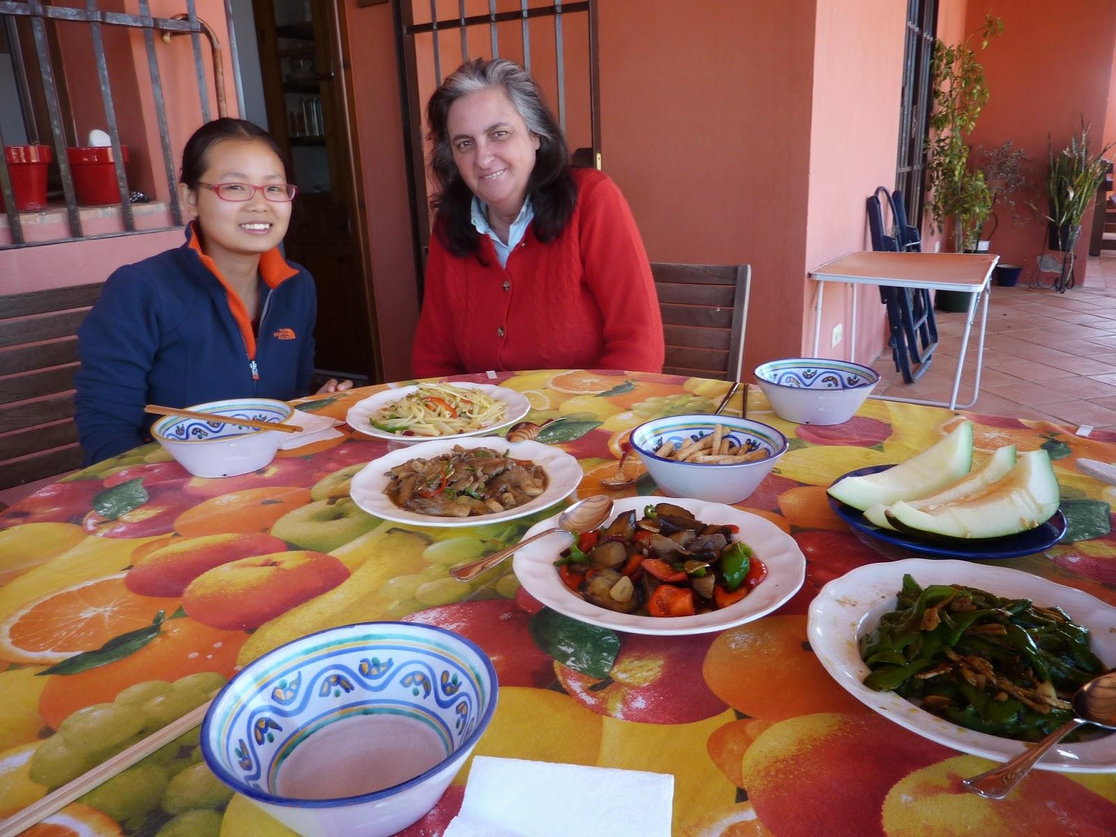 Cocina cuatro wok vegetarianos for Wok cuatro cocinas granollers