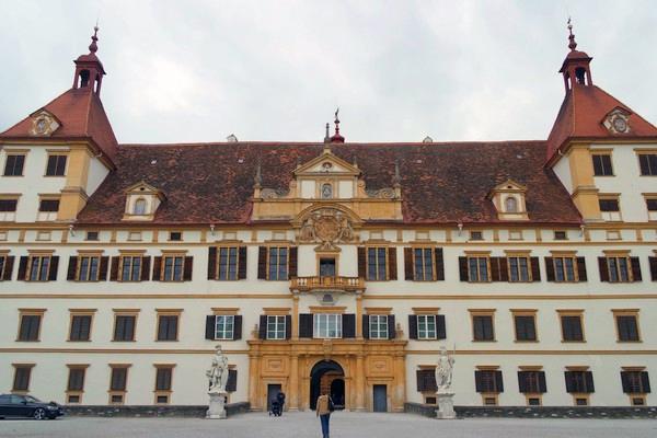styrie graz château eggenberg schloss