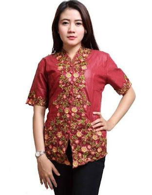 Model Baju Kebaya Style Anak Muda Terbaru