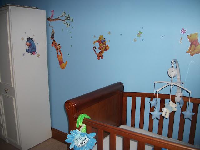Planning a Baby's Nursery