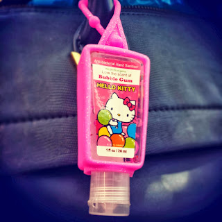 Hello Kitty Hand Sanitizer Product Review