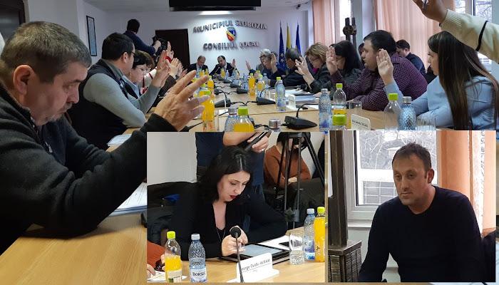 Sport vs. Educație la ședința Consiliului Local Slobozia