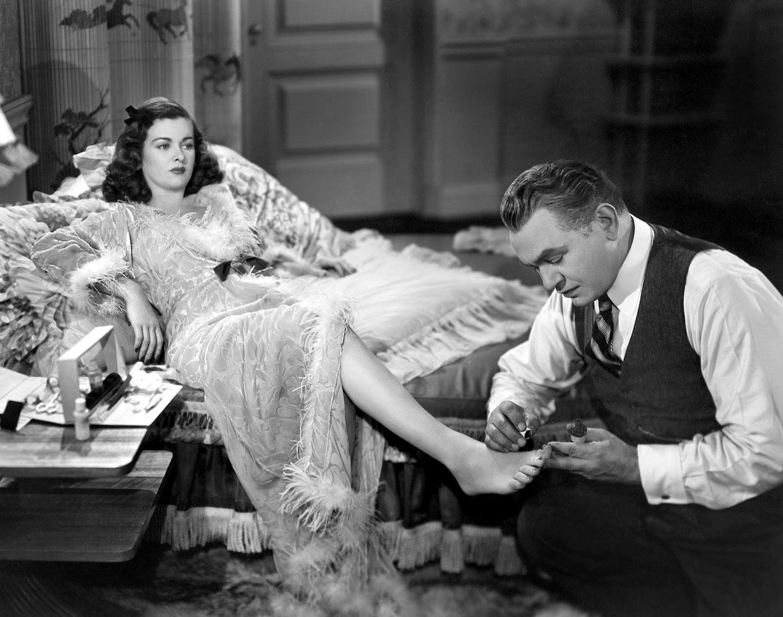 Perversidad (Scarlet Street) - 1945 - Película de Fritz Lang