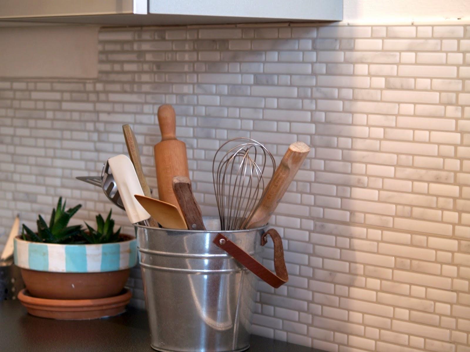 J Ai Teste Le Carrelage Mural Adhesif Smart Tiles Valy S Blog