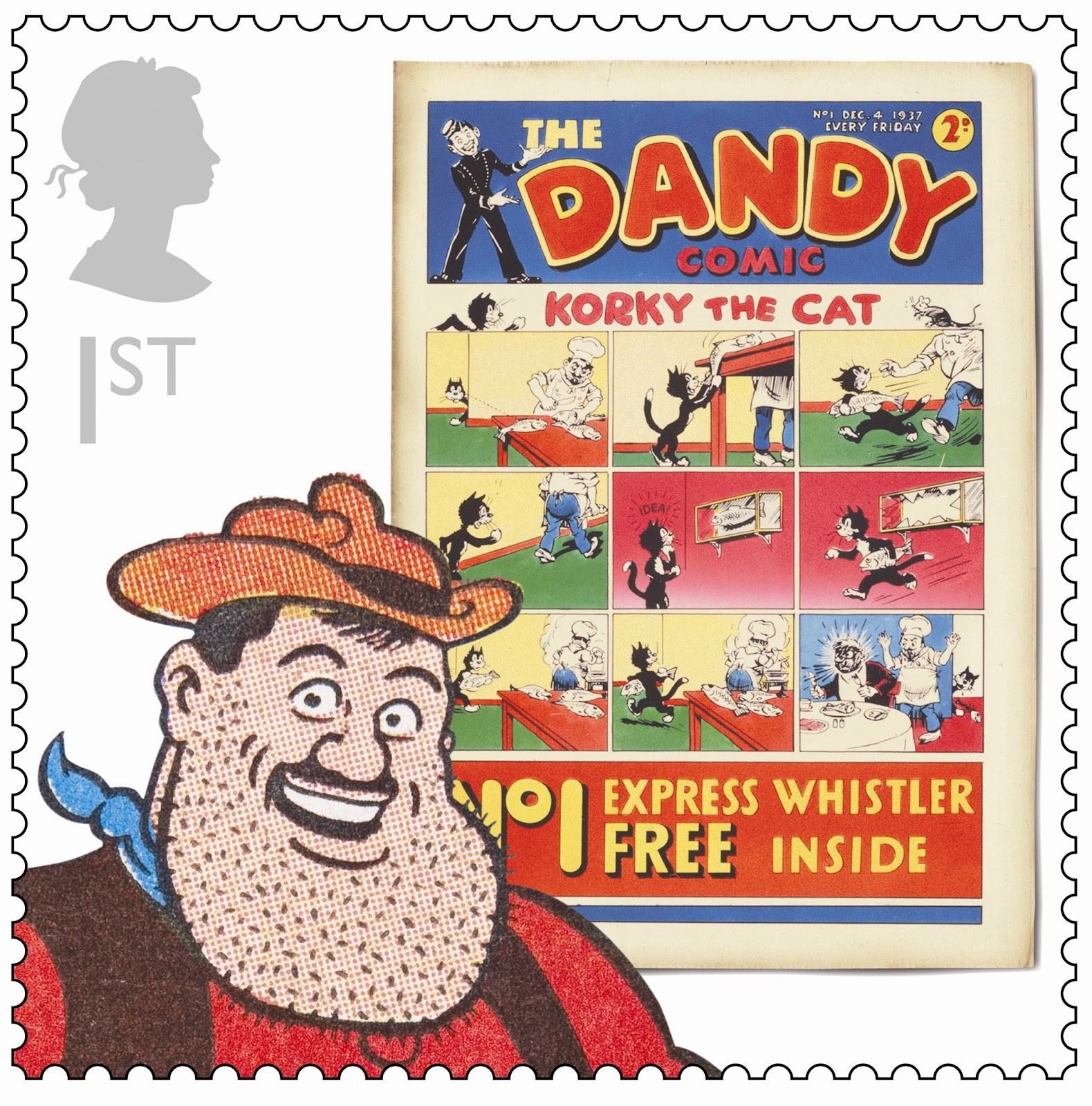 downthetubes.net news blog: British Comics Stamps Launch ...