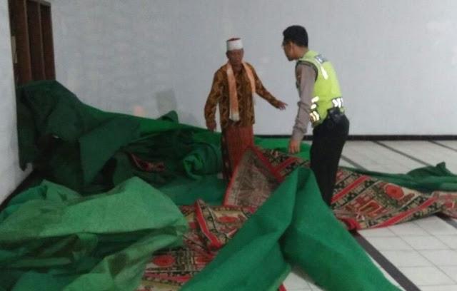 Polisi Masih Buru Pelaku Pengacak-acak Masjid di Sukabumi