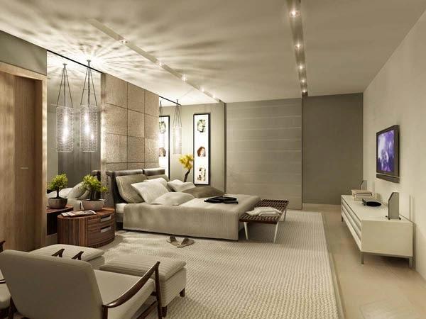 Hermosos dise os de dormitorios modernos y elegantes for Diseno de interiores modernos fotos