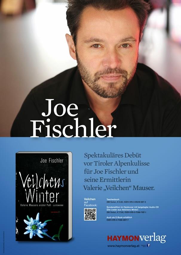 Veilchens Winter – Werbeplakat A2