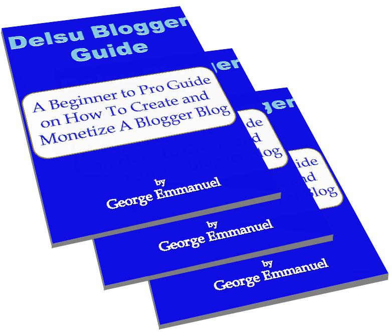 INDEPENDENCE GIFT: Download DelsuBlogger Guide, bloggers, blogging, pro blogger, jideweb, obongeblog, linda ikeji