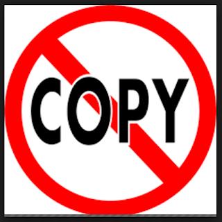 script anti blok tulisan di blog