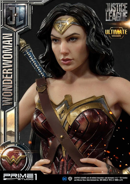 Museum Masterline Series: Wonder Woman Ultimate Edition  - Prime 1