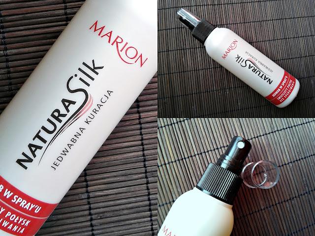 Marion, Natura Silk - Jedwab w spray'u