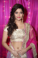 Ritika Sing in Transparent Silver Saree Choli at Zee Telugu Apsara Awards 2017 08.JPG