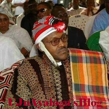 2019: Anambra monarch pledges to purchase nomination form for Buhari