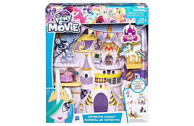 Canterlot Castle Friendship is Magic Collection
