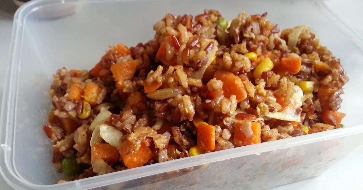 resepi nasi goreng bujang toko sragen Resepi Nasi Lemak Kukus Enak dan Mudah