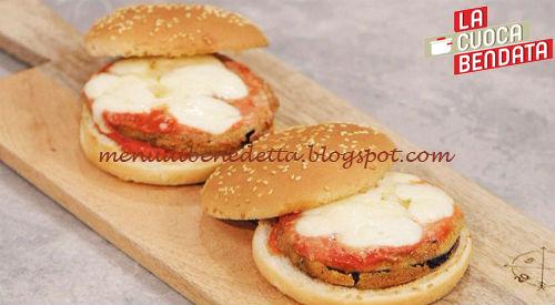 La Cuoca Bendata - Parmigiana burger ricetta Parodi