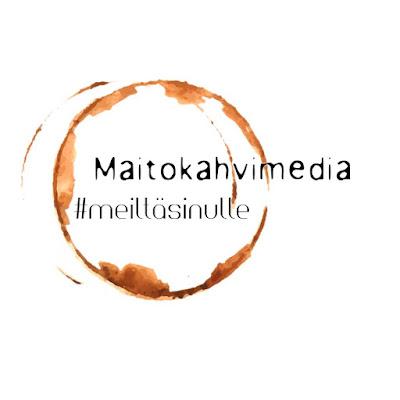 maitokahvimedia, blogiyhteisö, #meiltäsinulle