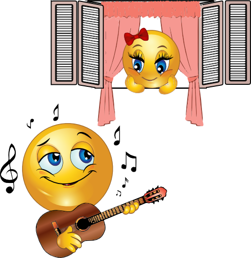 Serenade smileys