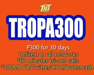 Tropa 300