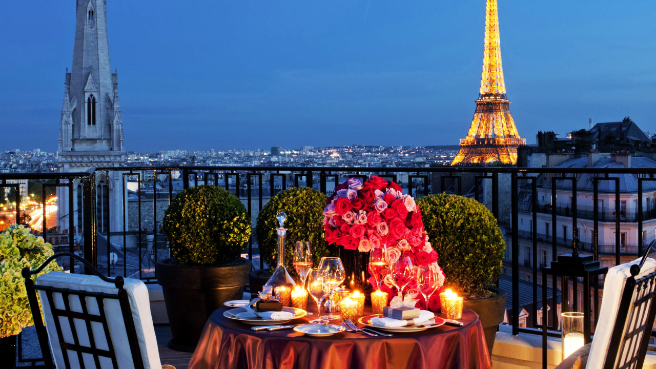 Top Most Romantic Places To Go With Your Partner Lifestyle - Top 10 most romantic places on earth