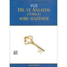 Altın Anahtar YGS Dil ve Anlatım Türkçe Soru Hazinesi
