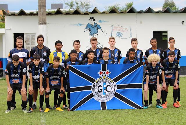 Grêmio sofre nova derrota e fica com o vice no Sub-15