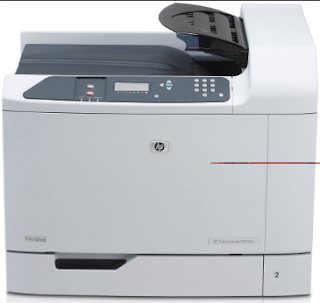 HP Color LaserJet CP6015 Printer Driver Downloads & Software for Windows